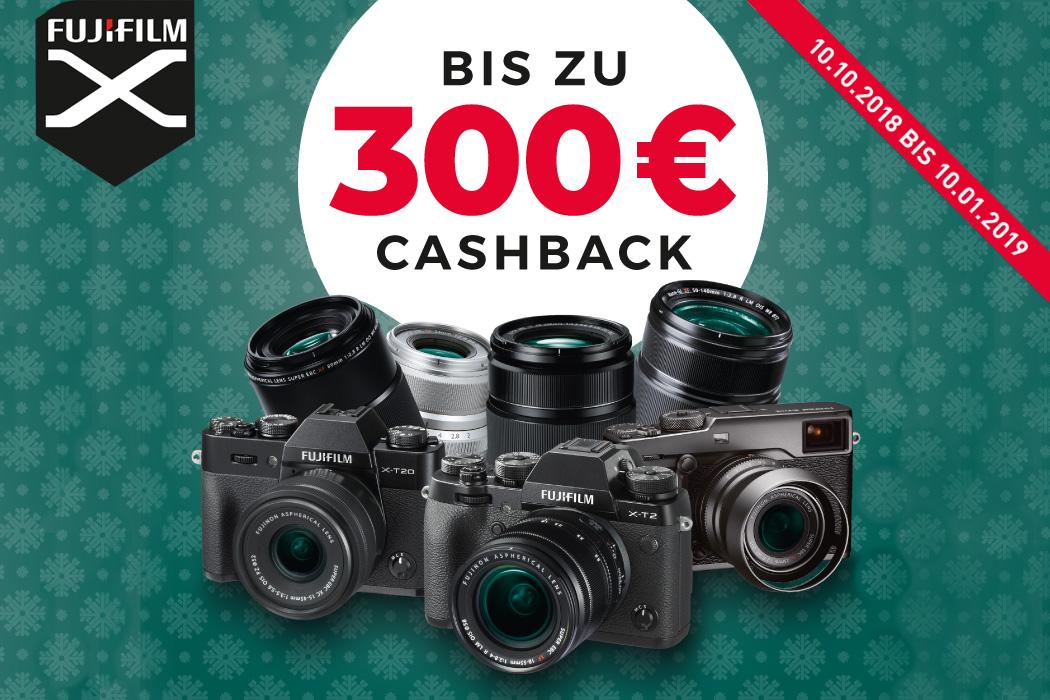 Fujifilm Wintercashback