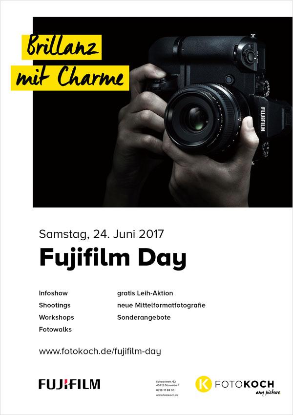 Fujifilm Day bei Foto Koch