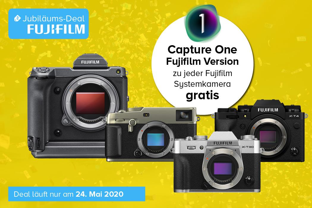 Fujifilm Jubiläumsdeal