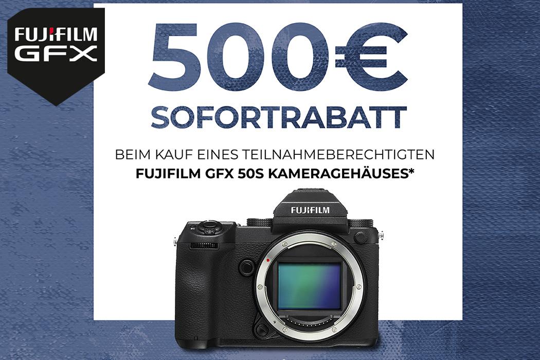 Fujiiflm GFX 50S Aktion