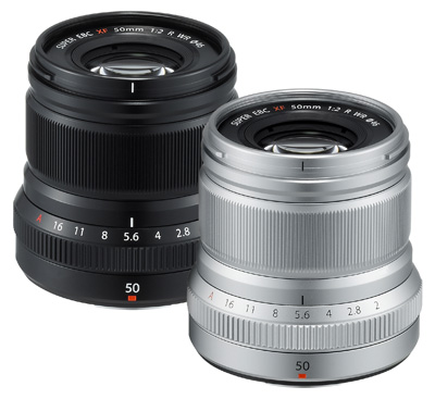 Fujifilm Neuheit 50 mm