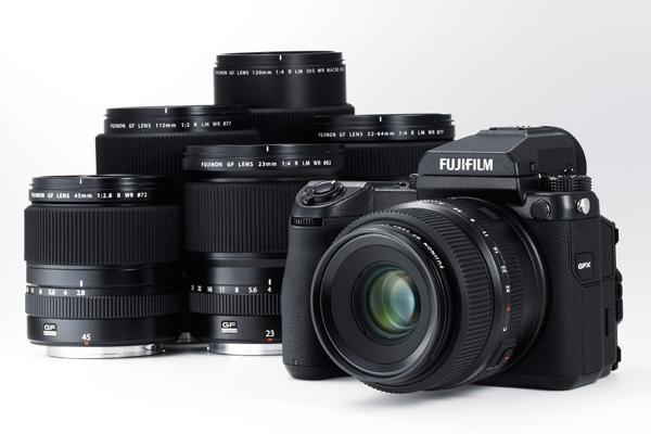 Fujifilm Neuheit GFX