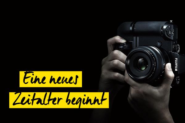 Fujifilm Mittelformat Neuheit