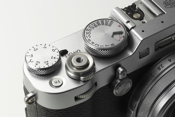 Fujifilm Neuheit X100F