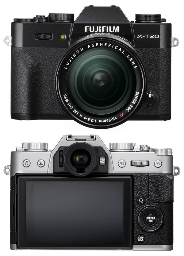 Fujifilm Neuheit X-T20