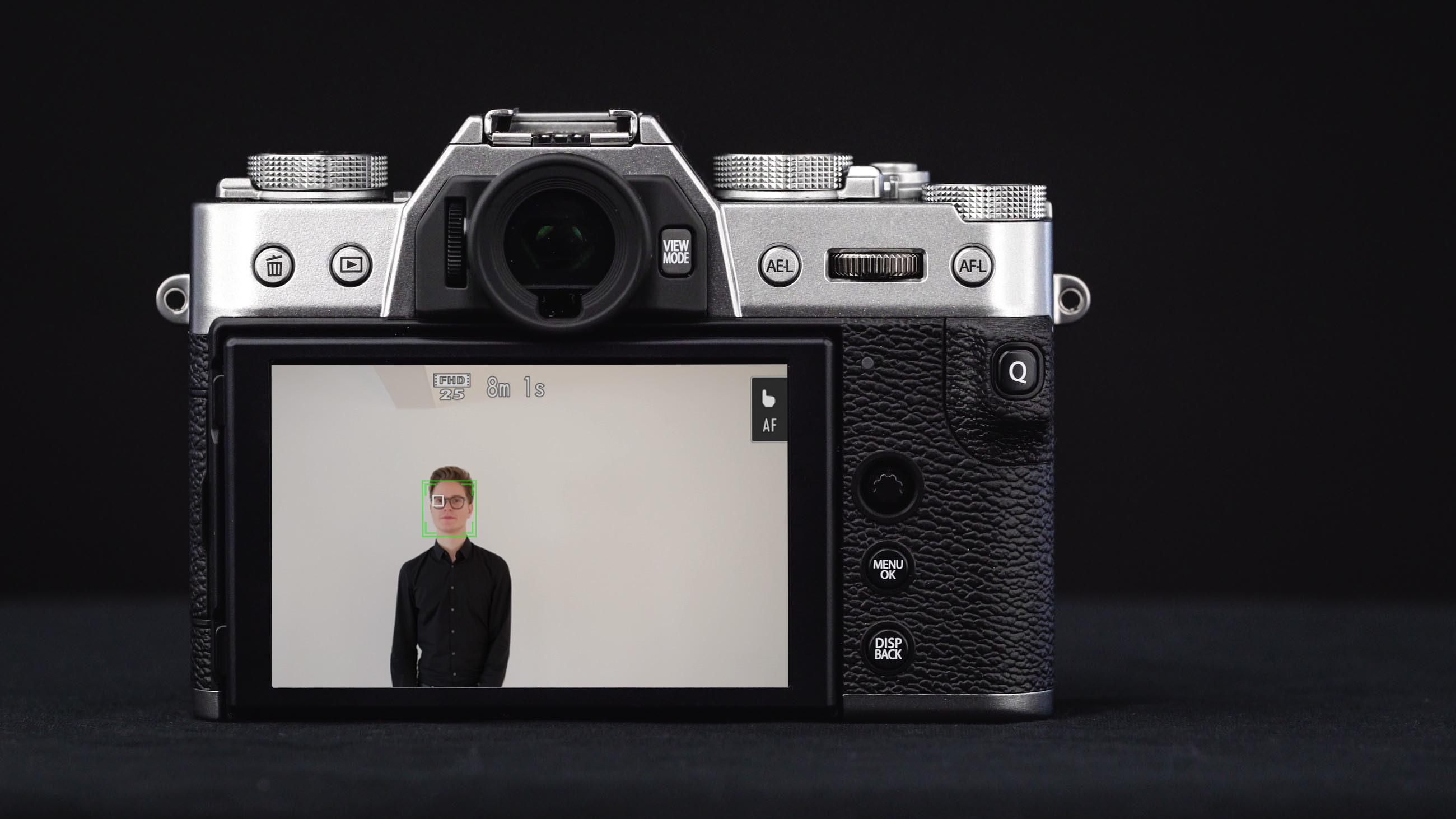 FujifilmX-T30 Af Gesichtsautofokus;
