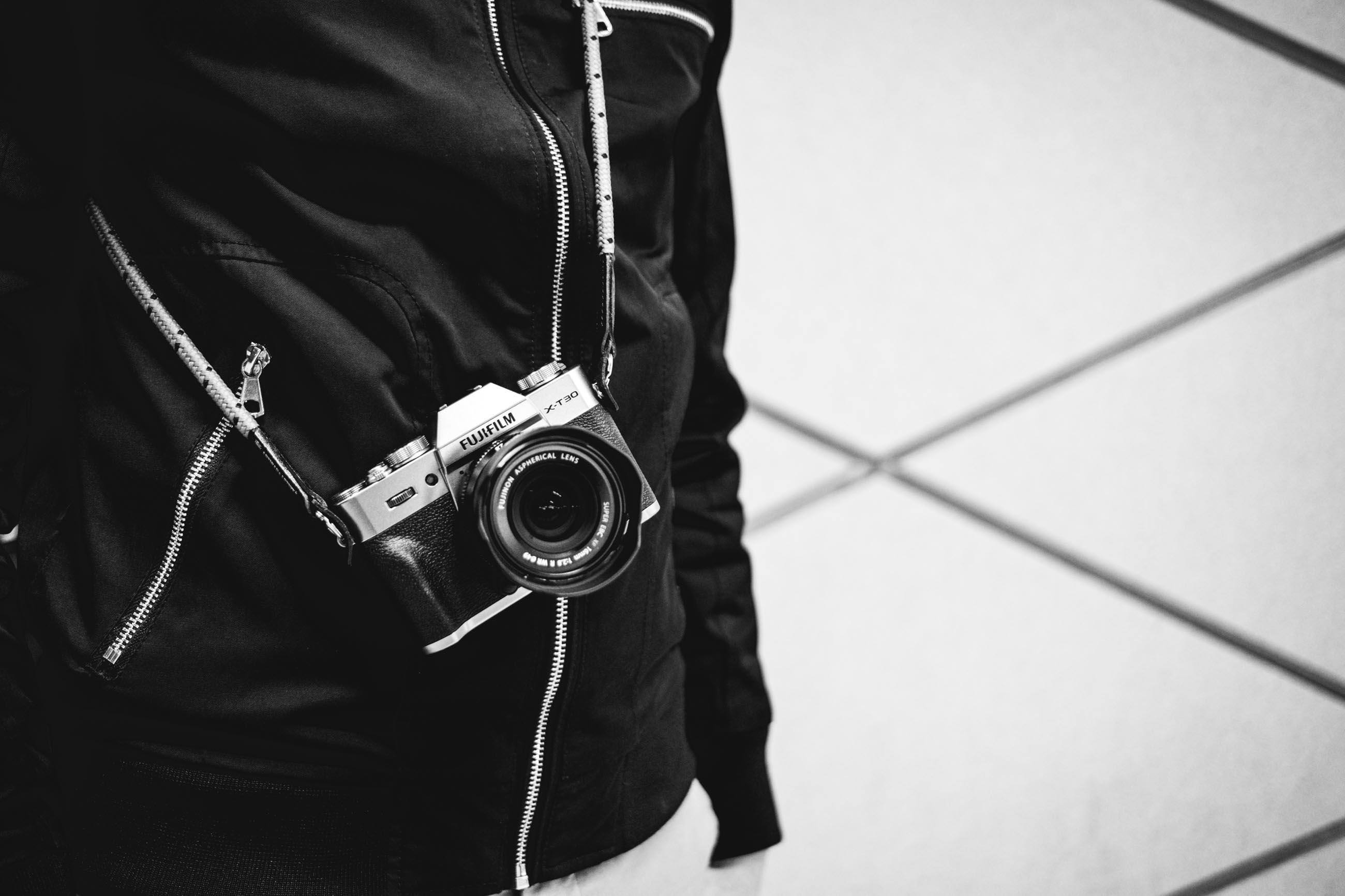 Fujifilm X-T30 Systemkamera;