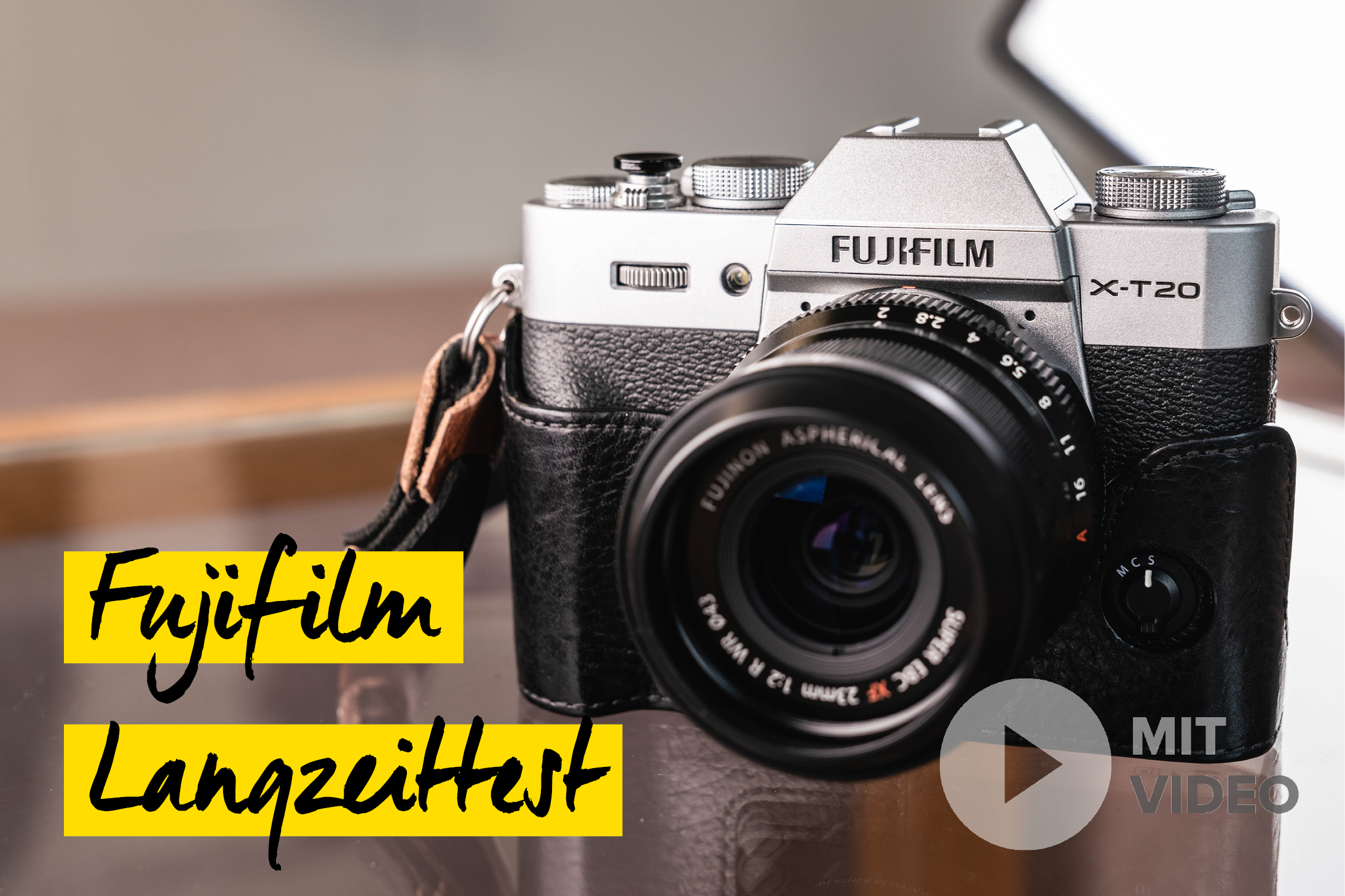 Fujifilm XT20