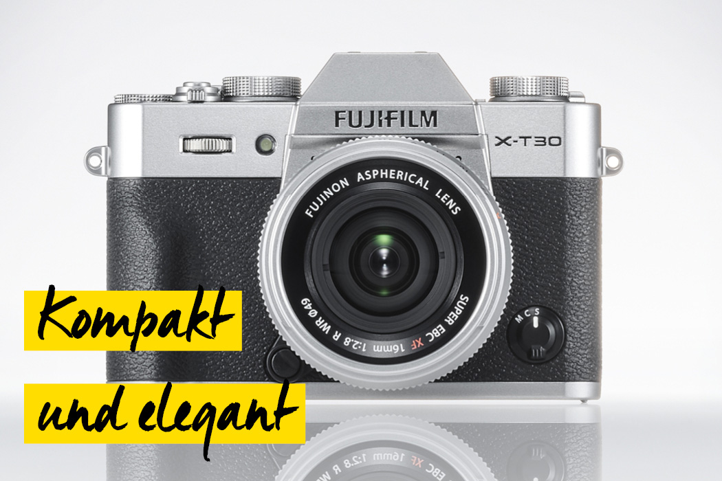 Fujifilm X-T30 Kennenlerntag