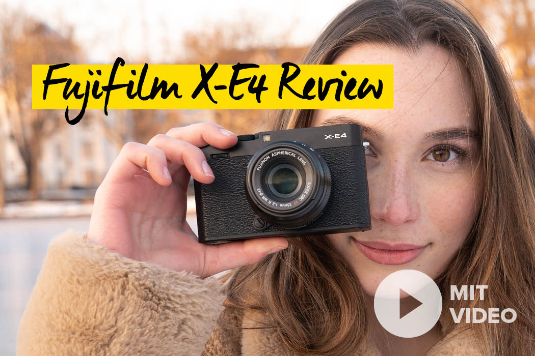Fujifilm X-E4 Review