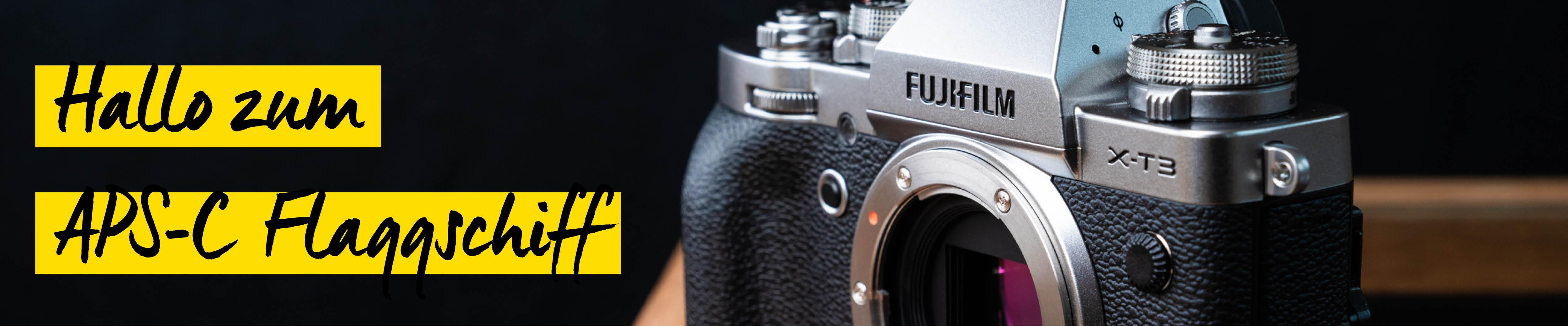 Fujifilm X-T3 Hands On Test
