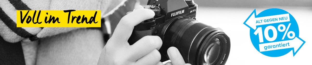 Fujifilm Tauschwert Aktion