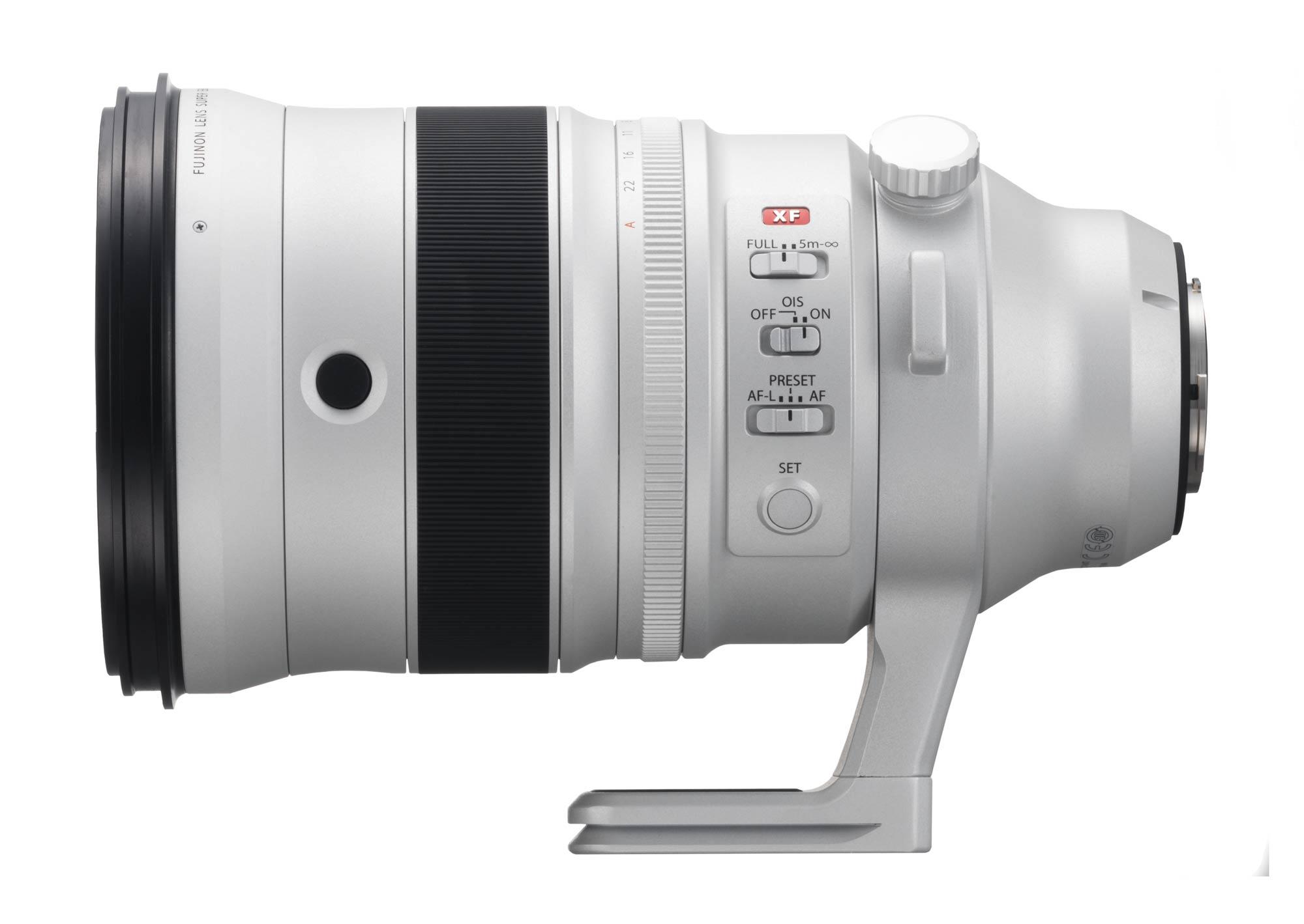 Fujinon 200mm Festbrennweite