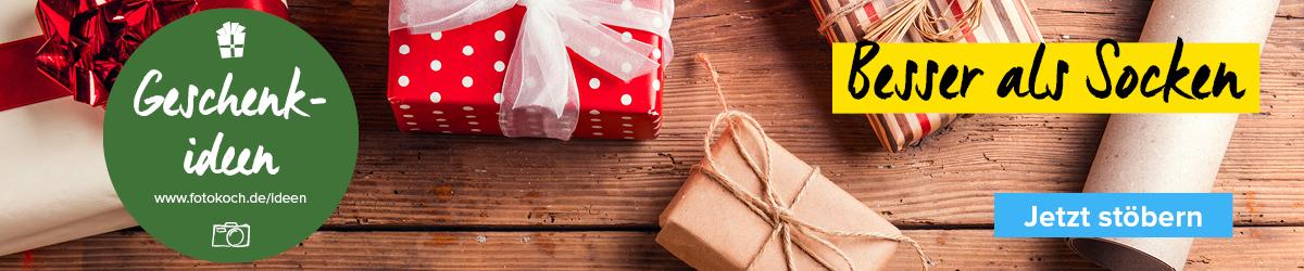 Geschenkideen Foto und Elektronik