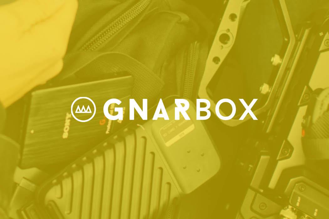Gnarbox Speicherlösungen