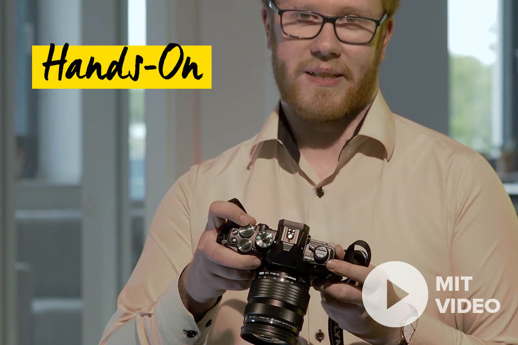 Olympus OM-D E-M5 III Hands-On