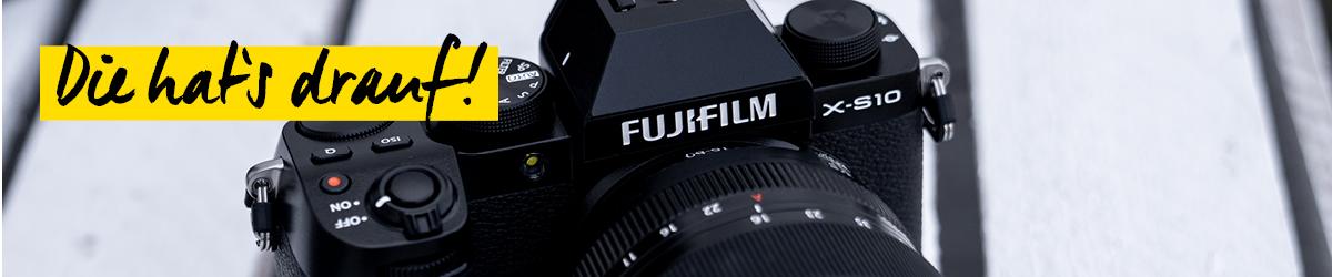 Fujifilm S10