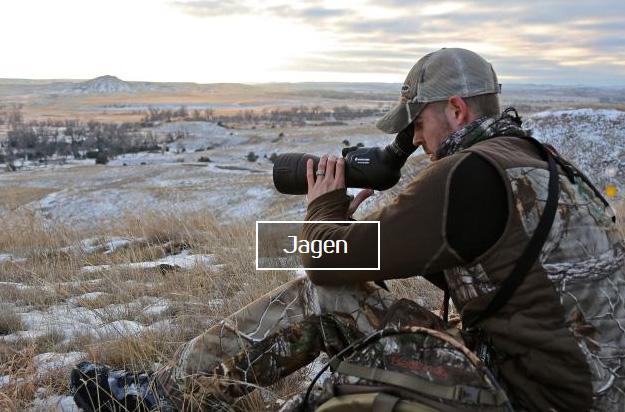 Vanguard Jagd