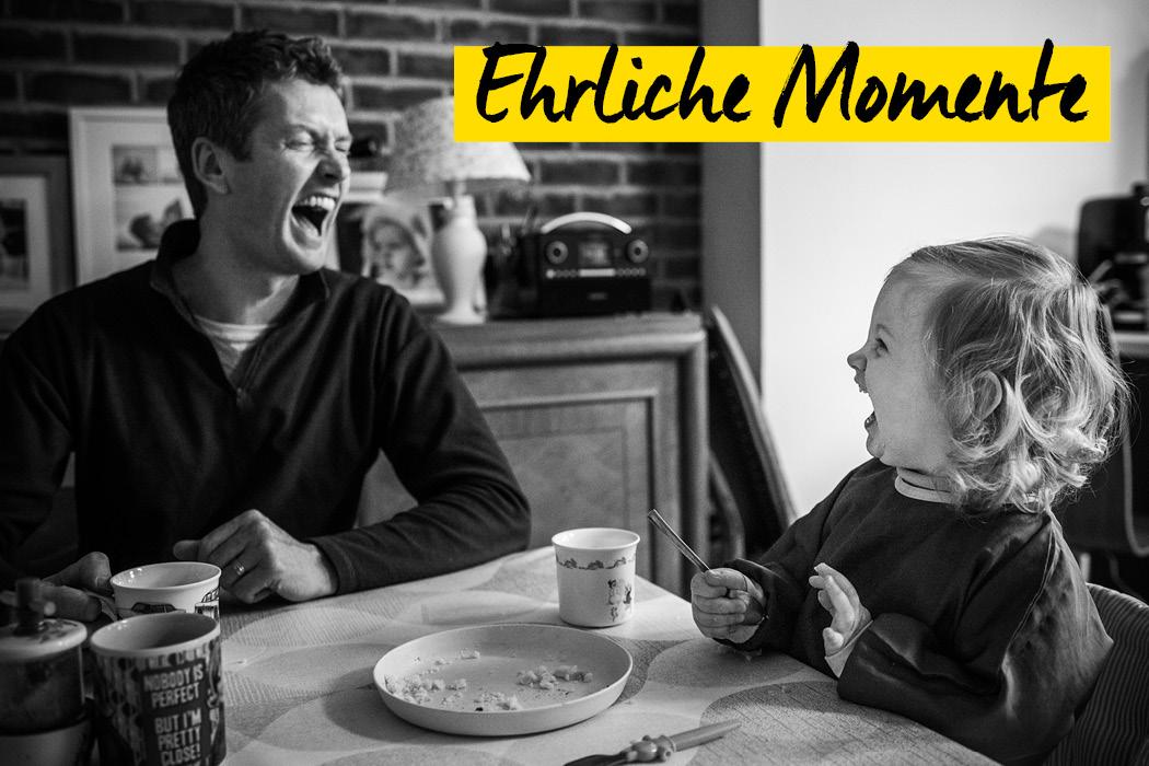 johanna King Ehrliche Momente