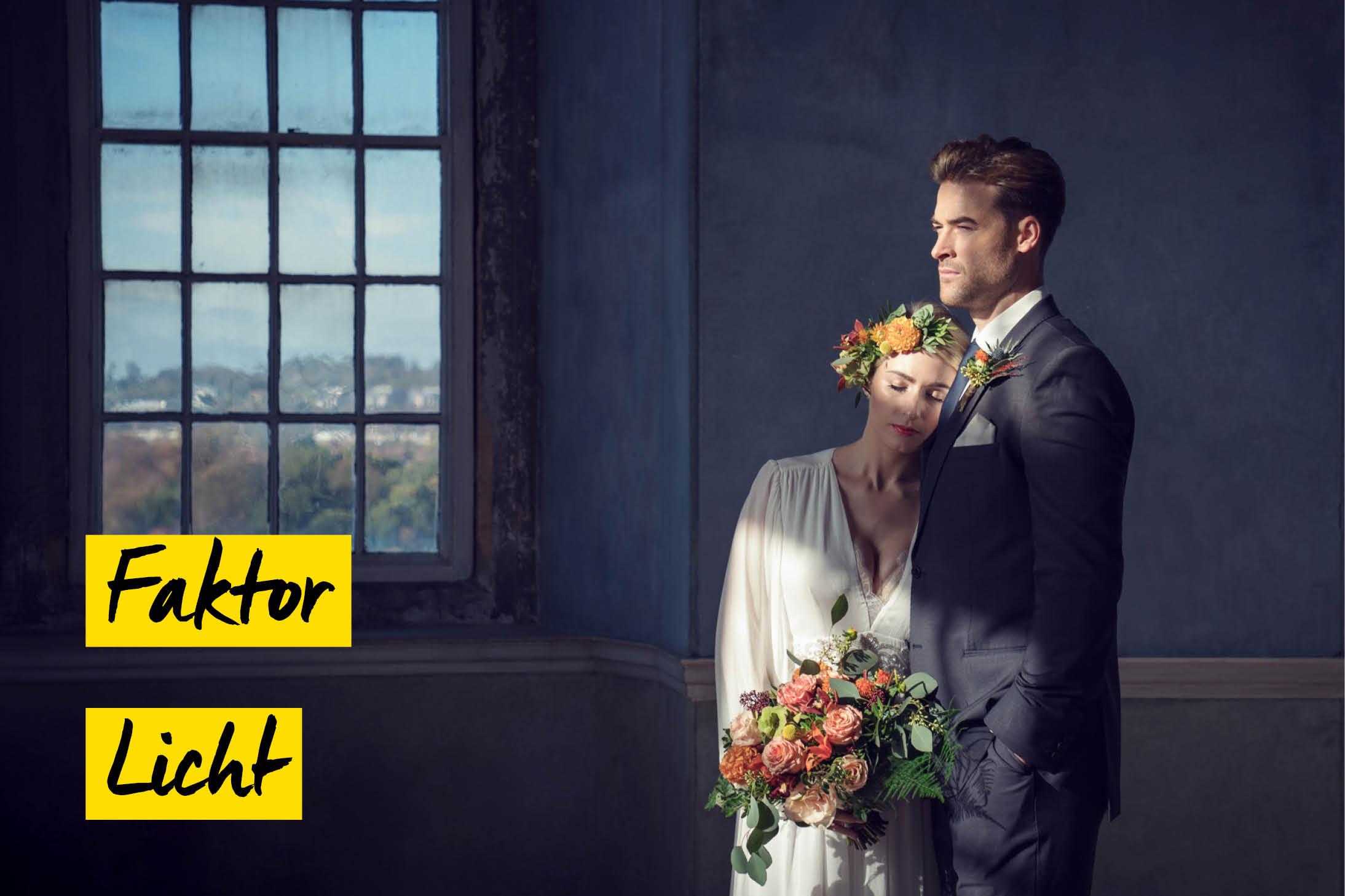 Arbeiten mit Licht - Hochzeitsfotografie by Kate Hopewell-Smith