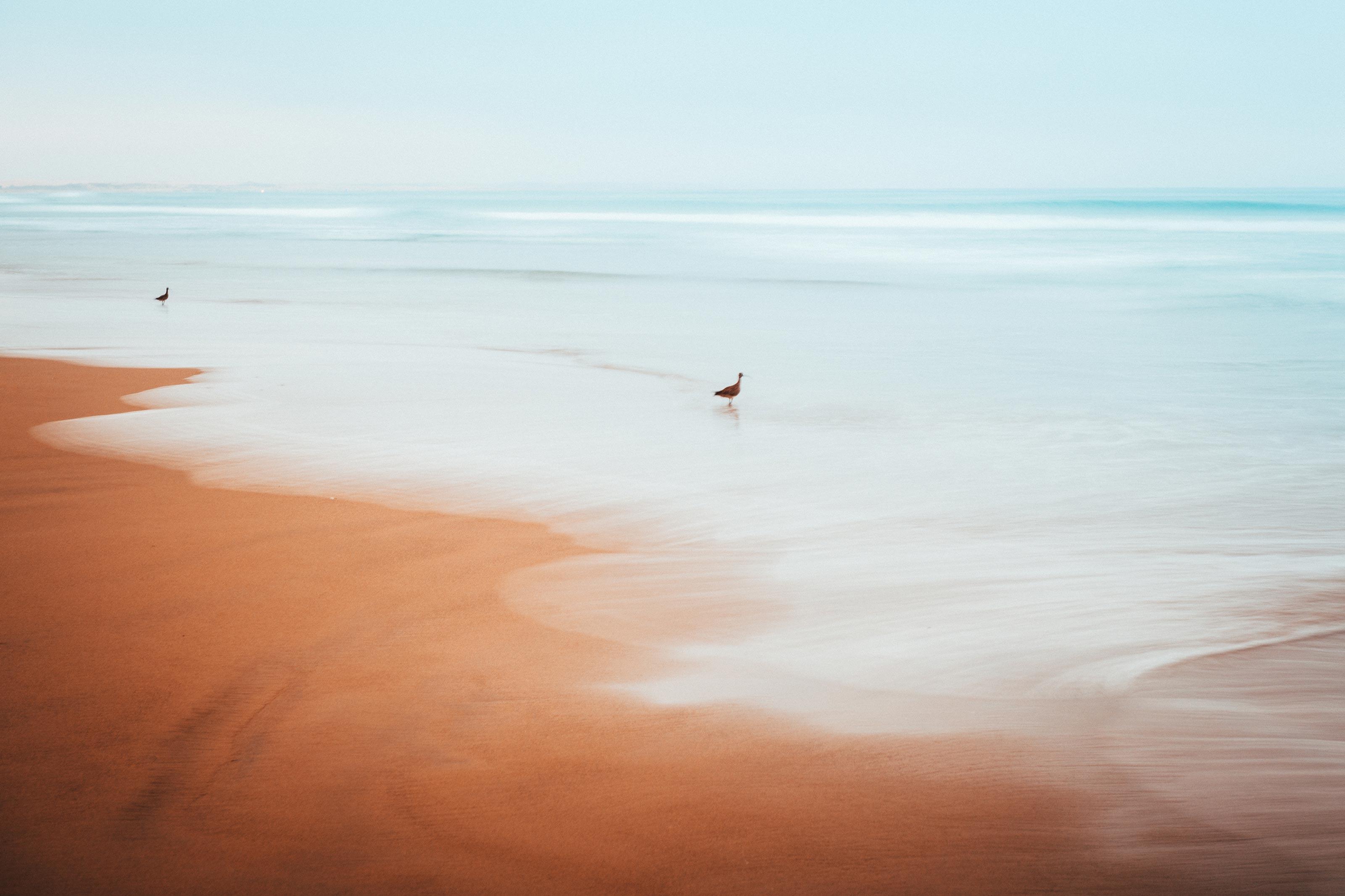 Landschaftsfotografie Wasser Bewegung