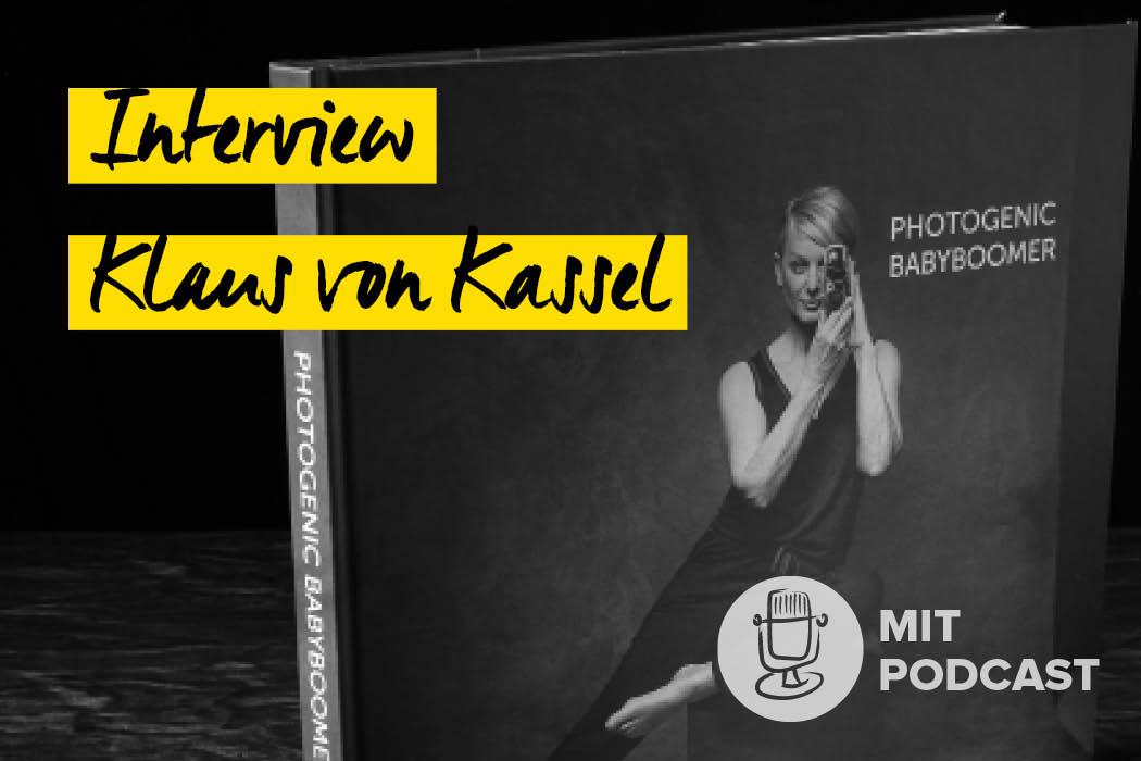 Klaus von Kassel über sein Projekt Photogenic Baby