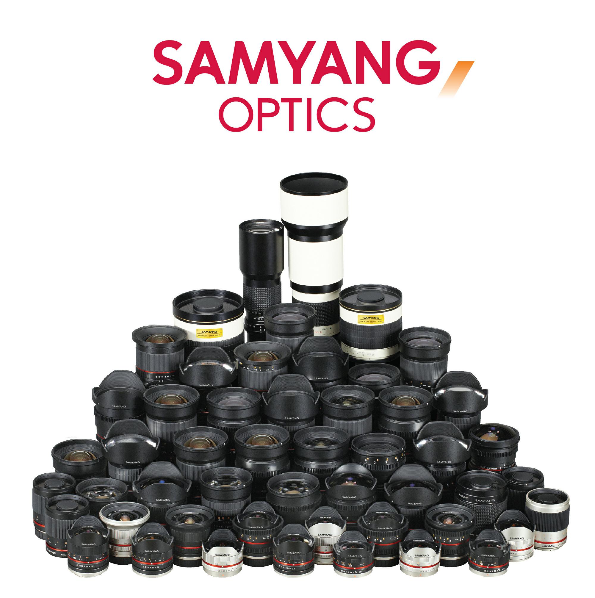 Samyang Objektive