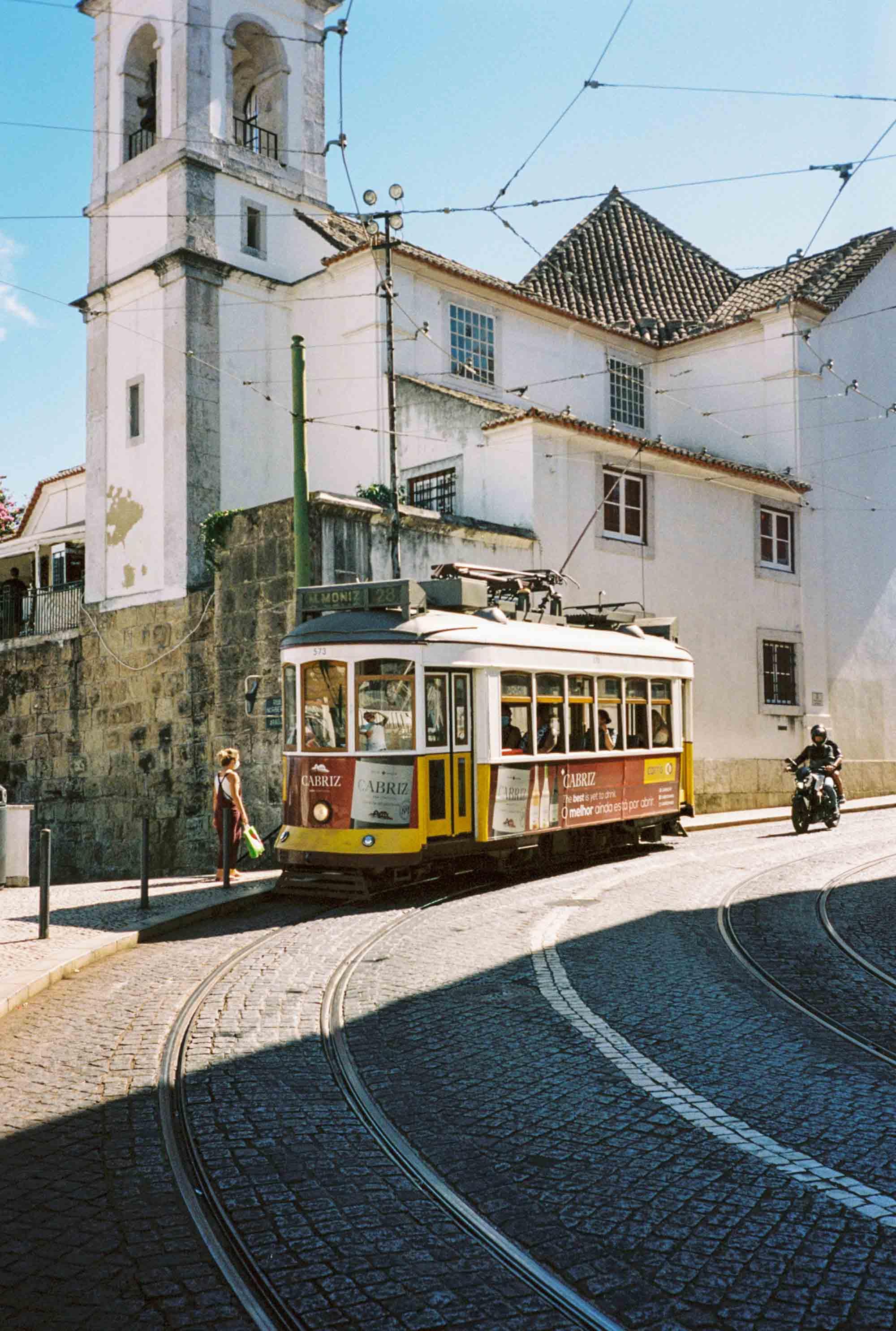 Analoge Fotografie Lissabon