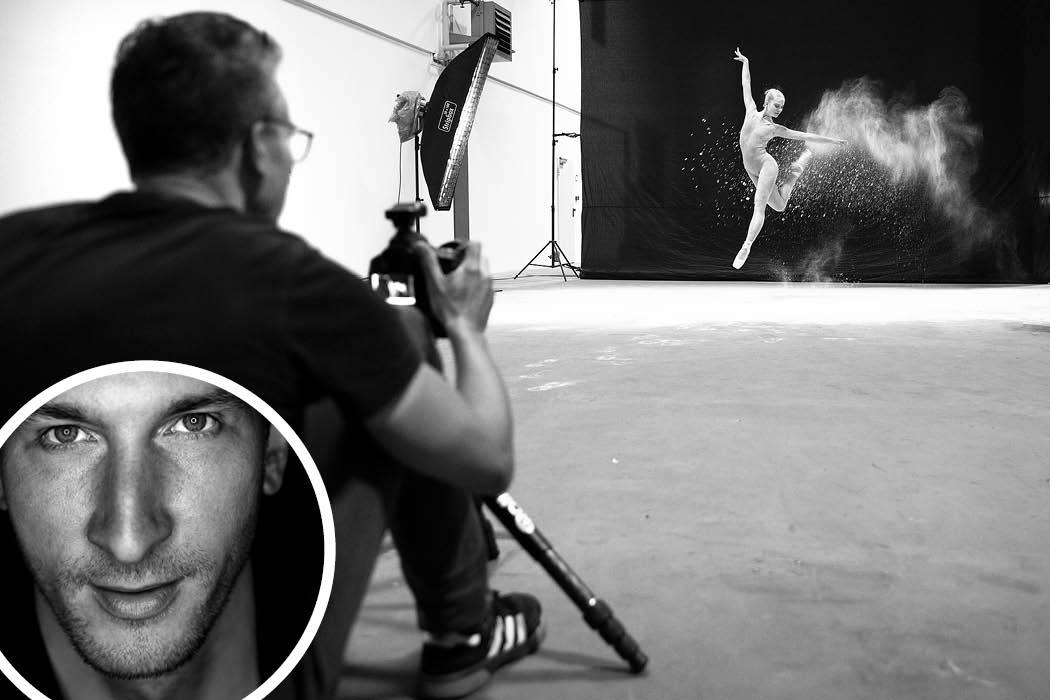 Liveshooting: Faszinierende Portraits ganz einfach | Sascha Hüttenhain (Canon)