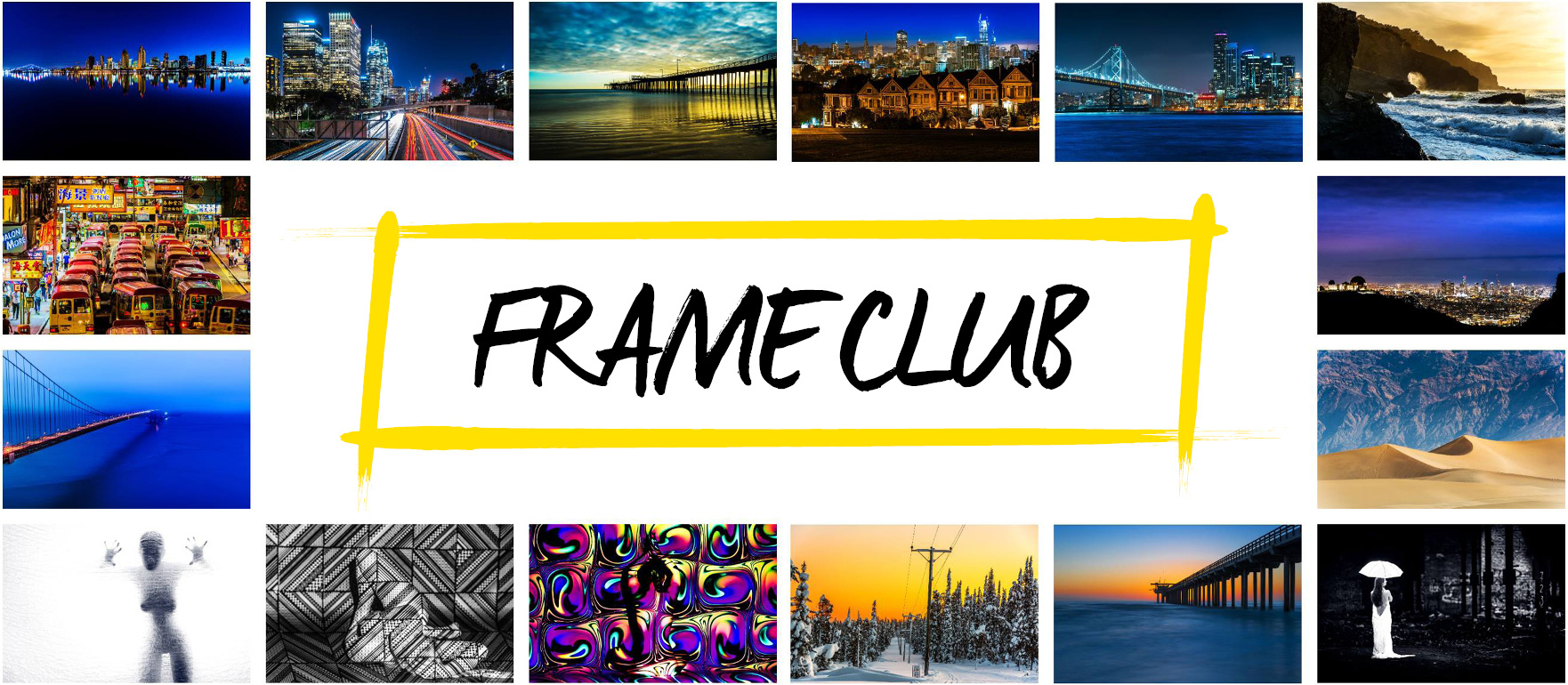 Frame Club Logo