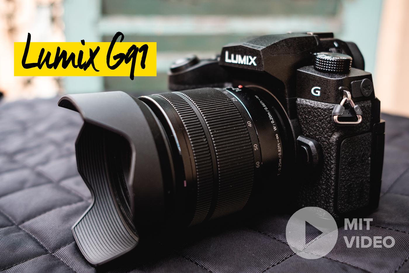 Lumix G91 u2013 Robuster Allrounder fu00fcr ambitionierte Fotografen