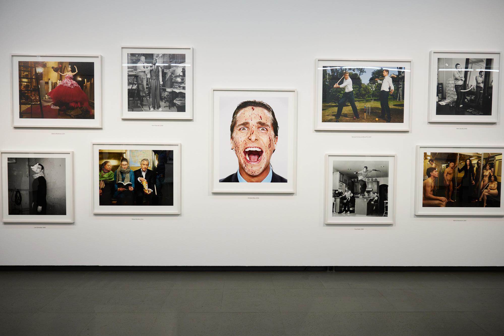 Martin Schoeller: Portraits