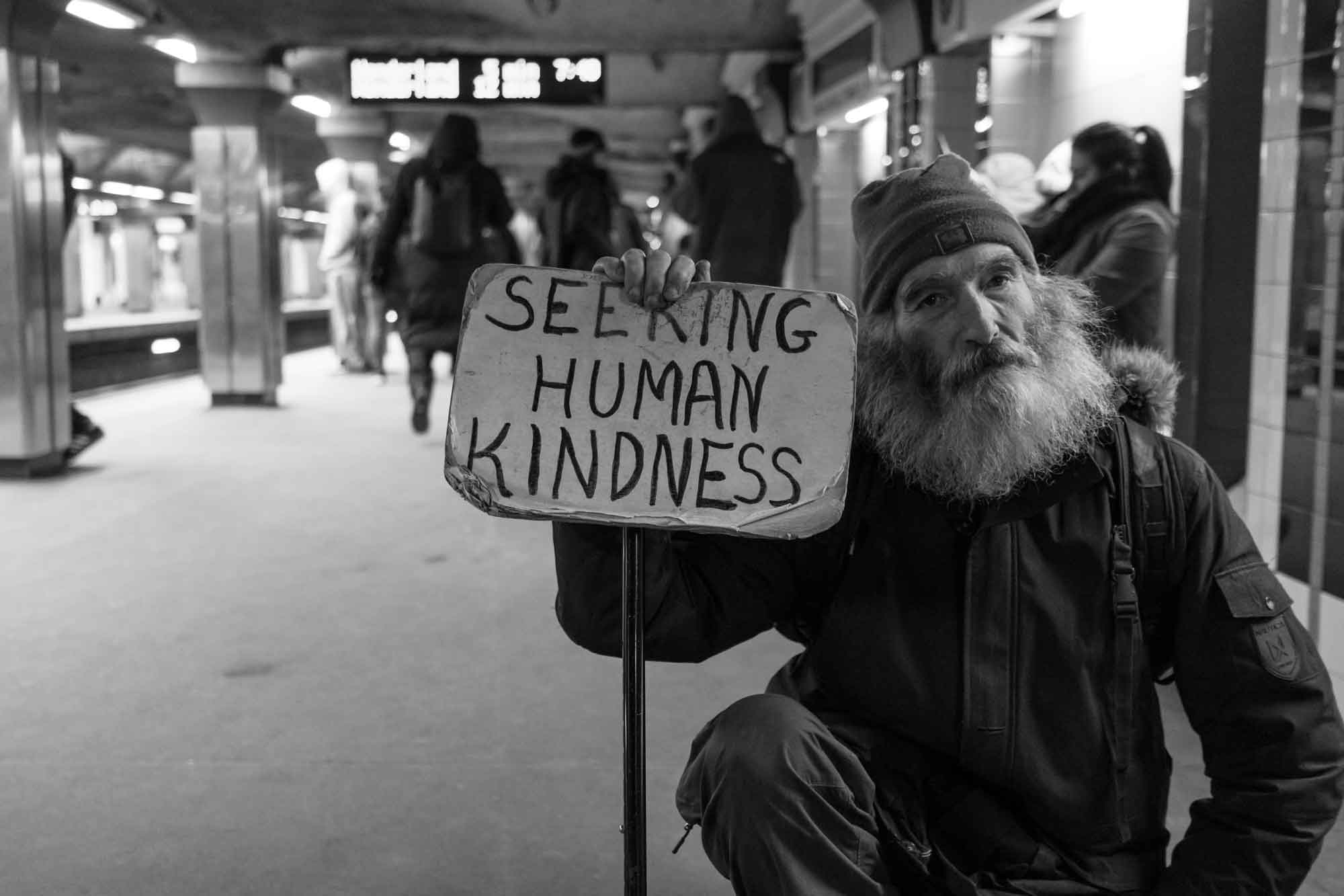 Human Kindness - Matt Collamer
