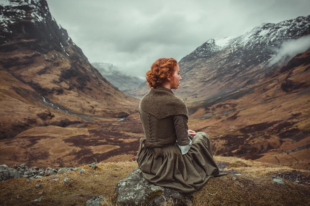 Schottland Natalia Le Fay