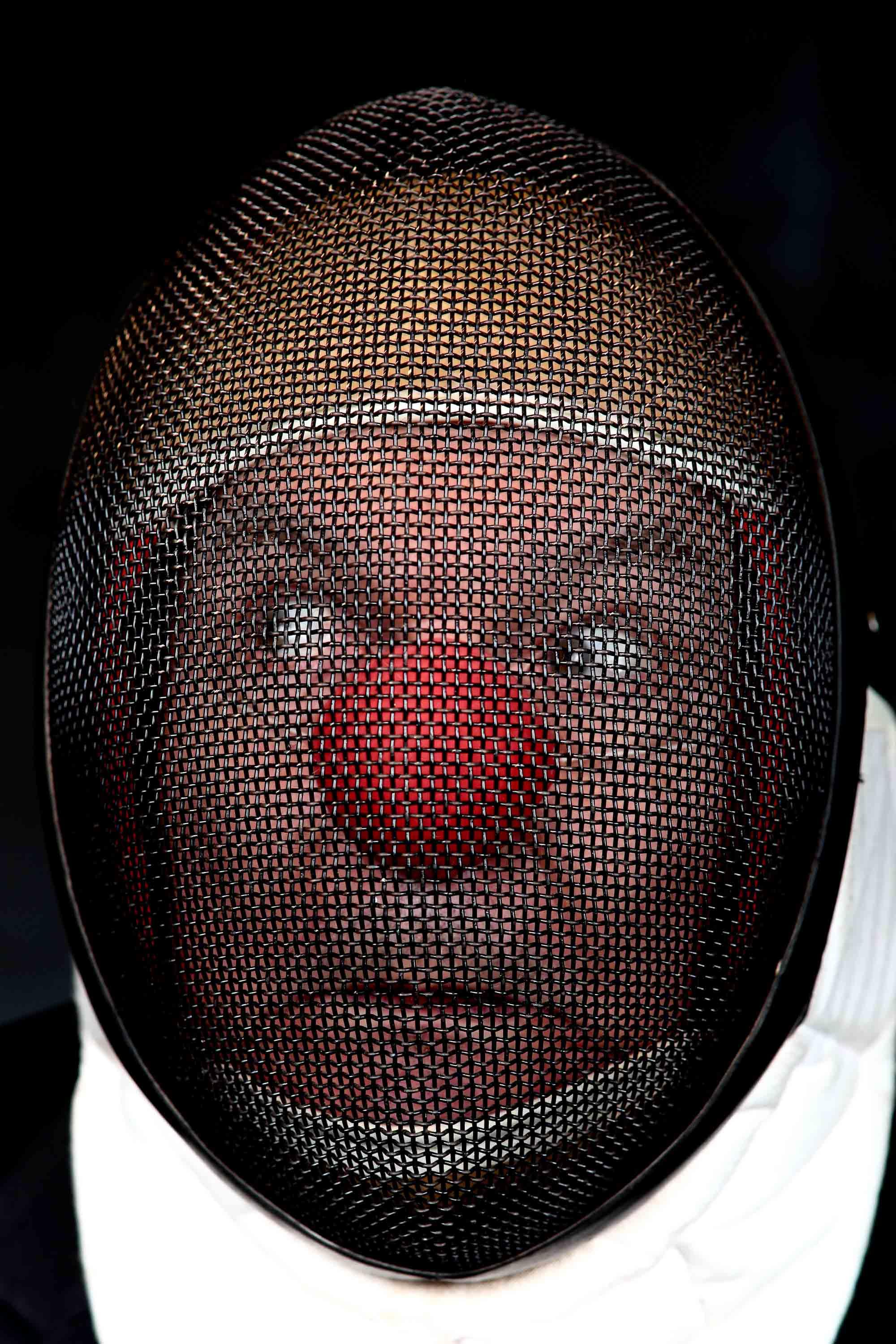 Nemo Pantomime Maske