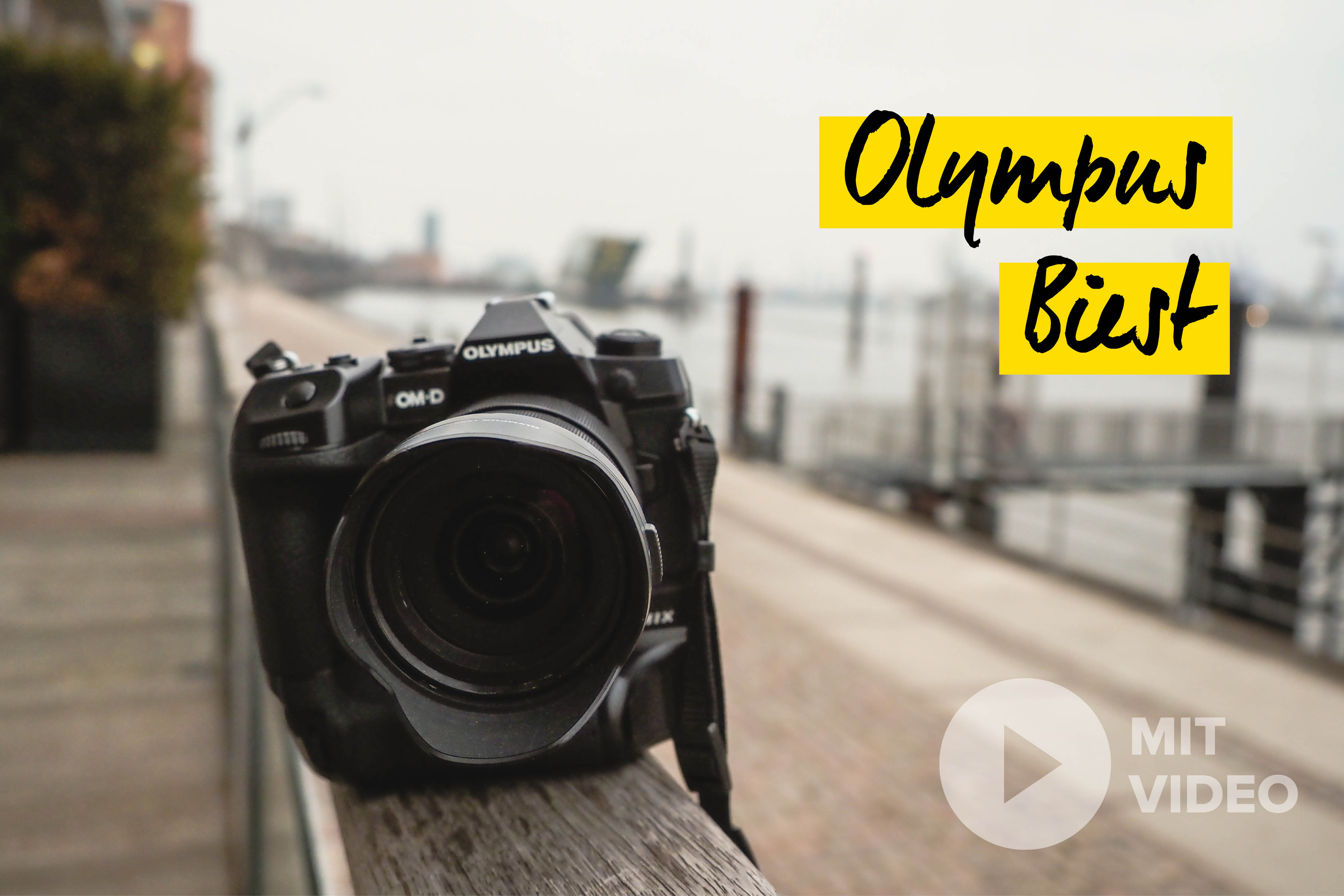 Olympus OM-D E-M1X Hands on