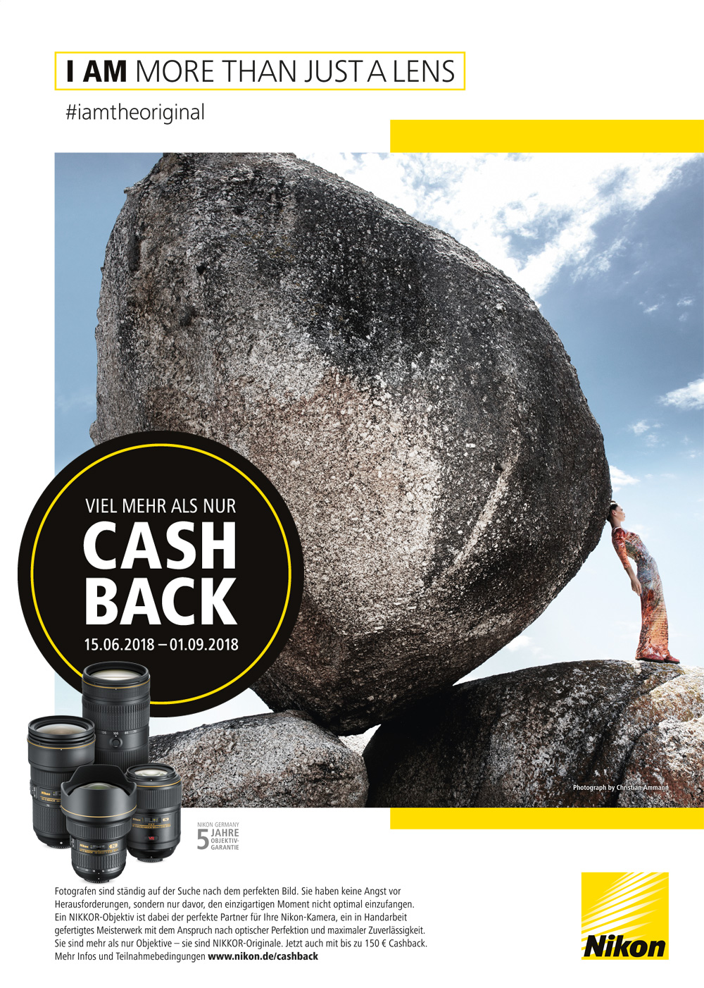 Nikon Sommer Cashback