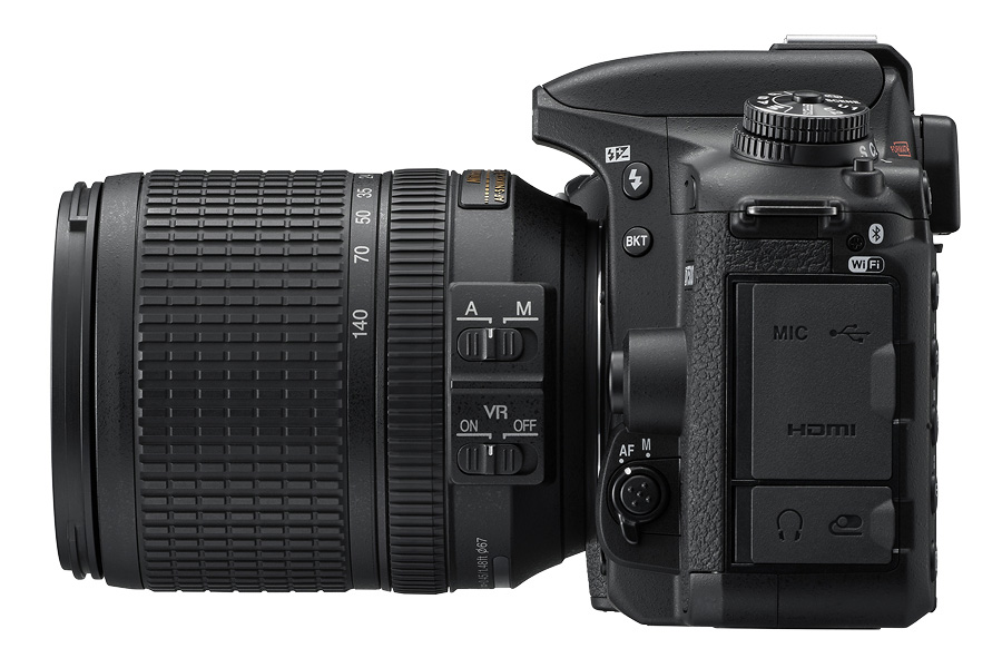 Neuheit Nikon D7500 links