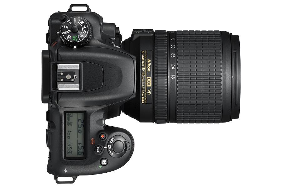 Neuheit Nikon D7500 top