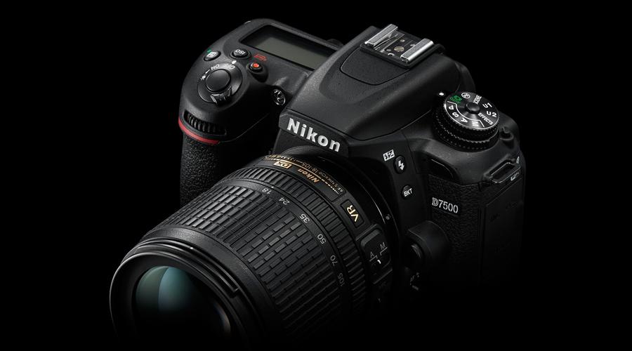 Neuheit Nikon D7500