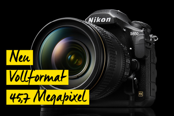 Nikon D850 Neuheit