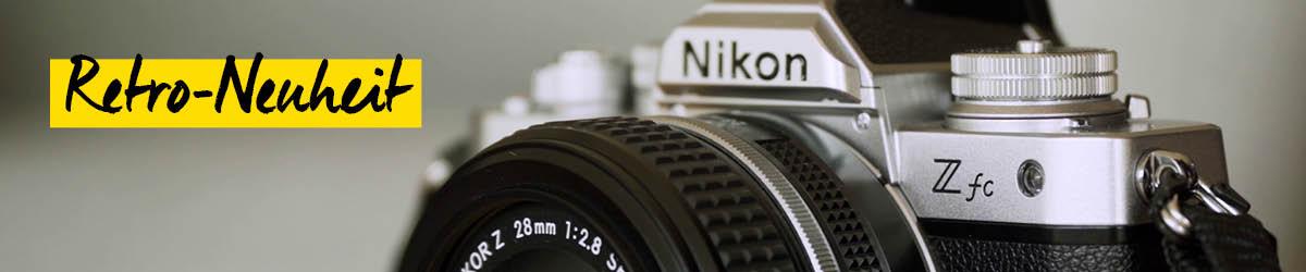 Nikon Z fc - Hands On
