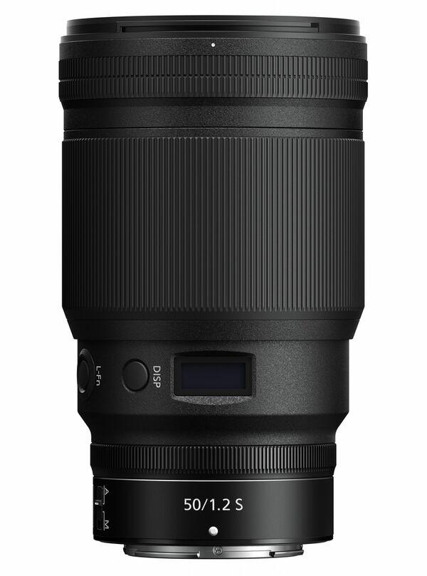 Nikkor Z 50mm f/1,2 S
