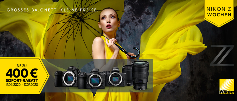 Nikon Sofortrabatt