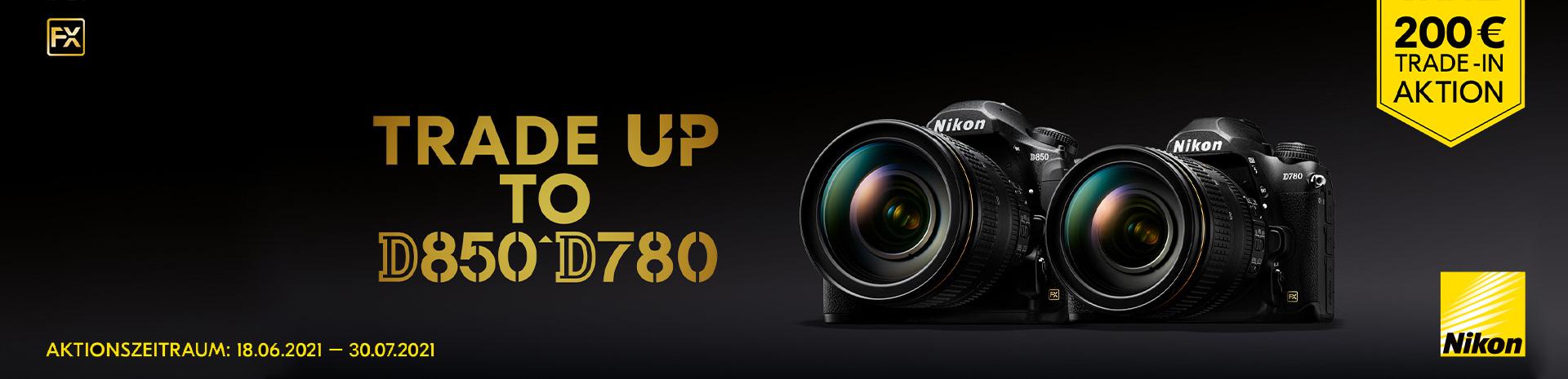 Nikon Trade-in Aktion