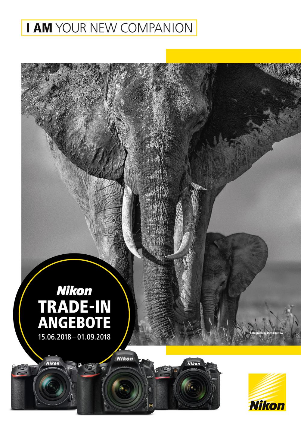 Nikon Trade-in Angebote