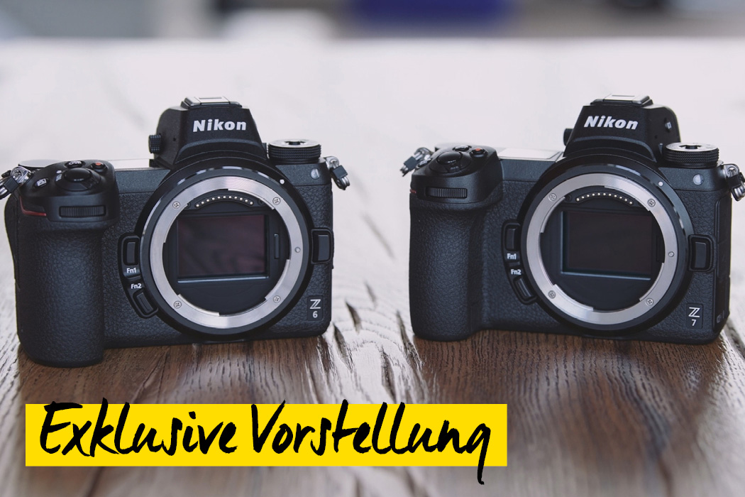 Nikon Z VIP-Abend