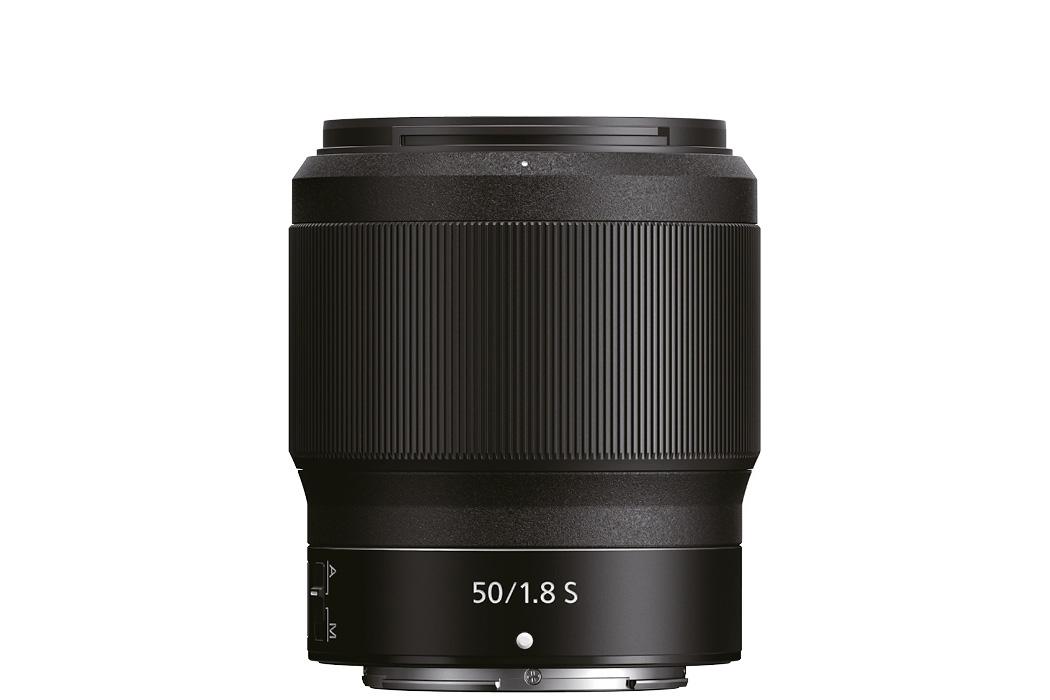Nikon Z 50 mm Objektiv