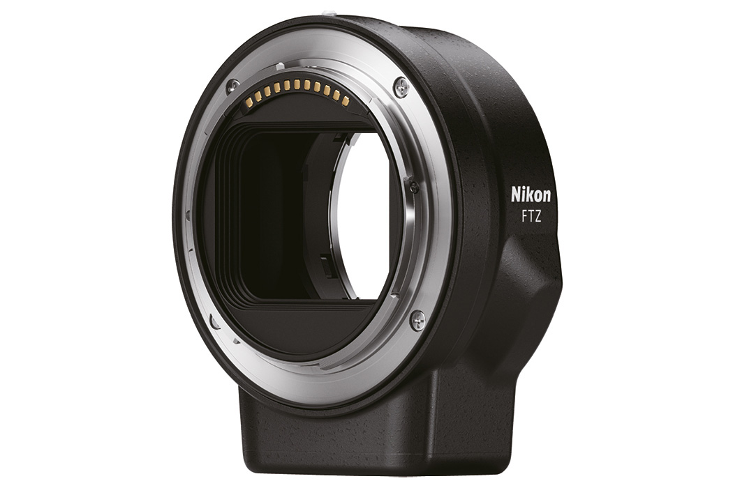 Nikon FTZ Adapter