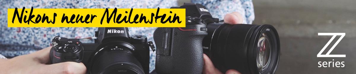 Nikon Z Neuheit Vollformat-Systemkamera